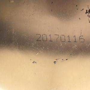 4年使用のOD缶ガス充填