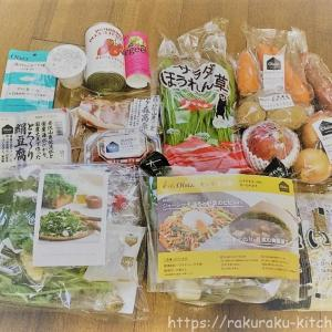 Oisix(オイシックス)宅配野菜のお試しセット体験レビュー