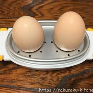 電子レンジで簡単にゆで卵を作る方法!