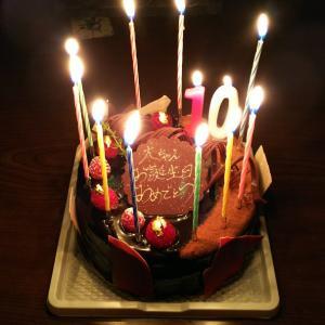 誕生日゙(pq´∀`)┌iiiiii┐(´∀`pq)゚゚