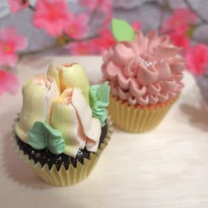 カップケーキのバタークリームデコが楽しめるお店まとめ