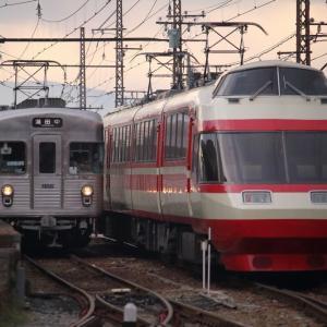 長野電鉄3500系O2編成、引退最終週末