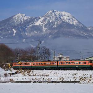 しなの鉄道、北しなの線 湘南色 横須賀色
