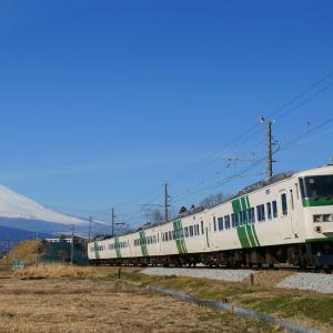 185系 伊豆箱根鉄道駿豆線