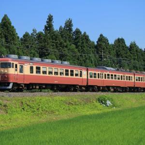 えちごトキめき鉄道、国鉄急行色455、413系