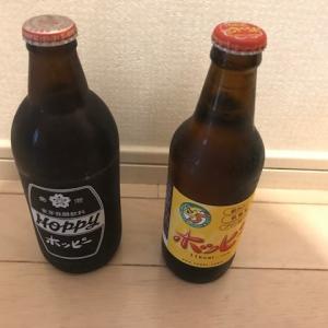 ホッピーの業務用(リターナブル)瓶で家飲みがさらに楽しくなったのです♪
