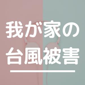 台風で号泣するよ自閉ちゃん〜聴覚過敏とイヤーマフの必要性〜