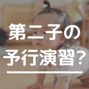 赤ちゃんVS自閉ちゃん~第二子が生まれたらこんな感じになるのかな??~