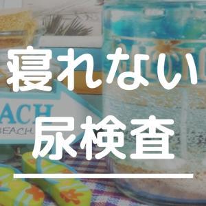 絶望の尿検査と秘策~リャマミ気合で頑張る!!~