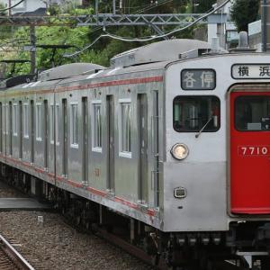 相模鉄道7000系7710F