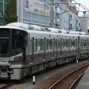 甲種輸送 227系1000番台 和歌山線・桜井線投入完了