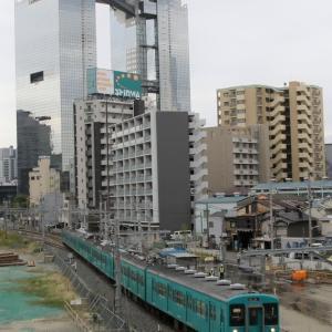 JR和歌山線、桜井線105系廃車回送