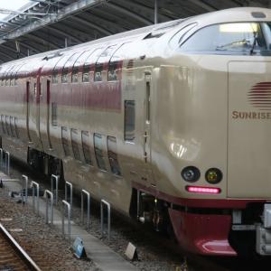 サンライズエクスプレス、JR四国1200形、7200系