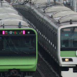 JR山手線E231系500番台