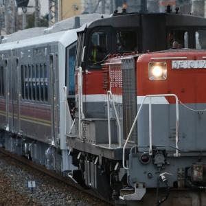 甲種輸送 JR東日本GV-E400系
