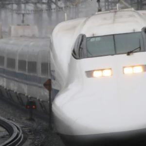 東海道新幹線700系B5編成、75レ
