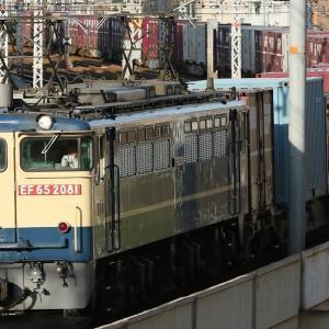 74レ、甲種輸送 都営大江戸線、75レ