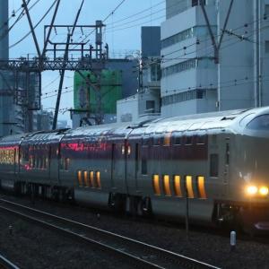 サンライズ出雲・瀬戸、67レ EF66 27
