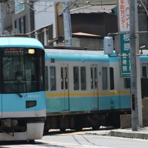 京阪京津線800系803F