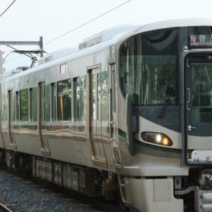 JR和歌山線227系1000番台、桜井線105系