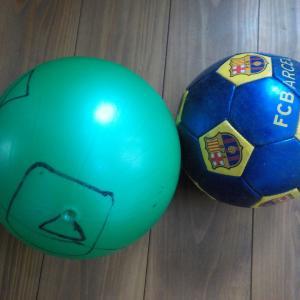 【こども園年長児】連休後の登園しぶりとサッカースクールデビュー