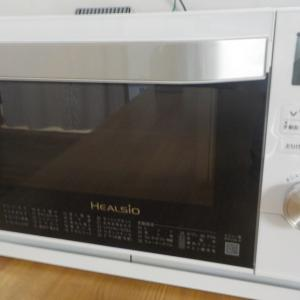 【シャープ】ヘルシオウォーターオーブンAX-CA600買ってみた!