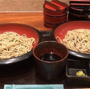 【ダイエット】新蕎麦です!十割蕎麦酒場 ちゃぼうず@丸の内