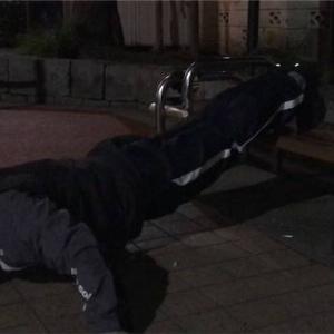 【0円筋トレ記録】短時間で筋肉を追い込むドロップセット法!プッシュアップ編
