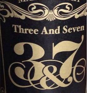 ウィスキー探してます 34 マルスウィスキー 3&7