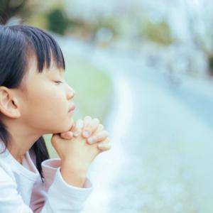 祈り/みーちゃん