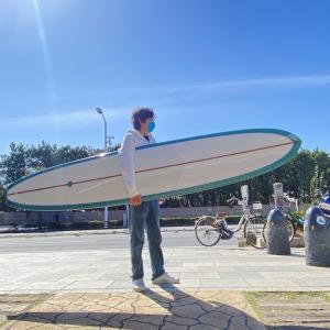 EDNA surfboards Kugenuma Long