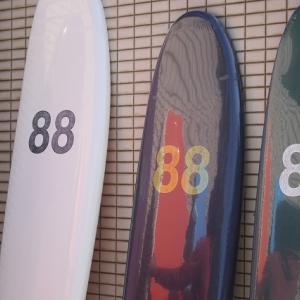 88surfboard スポンジーボードの評判は??