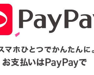 PayPay大還元キャンペーン復活!!