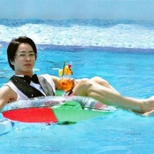 『櫻井翔』がプールでやらかした失態とは!?