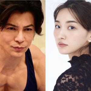 『武田真治』モデル兼歯科衛生士の女性と結婚!