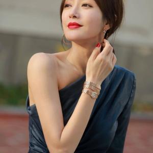 『瓔珞』の皇后役のチン・ラン!女優の過酷さを語る!