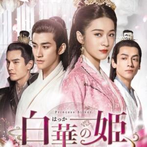 【中国ドラマ】『白華の姫』12月4日からBSで始まる~!