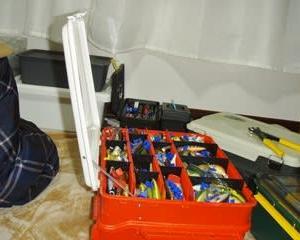 この改造でタックルボックスは劇的に使いやすくなるよ!