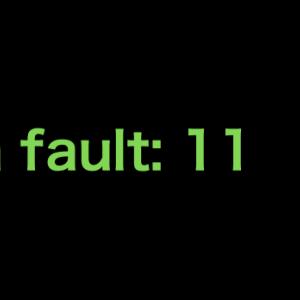 Mac OSをBig Surにしたら、pythonのmatplotlibが使えなくなった