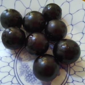 樹葡萄 シュープータオ 食べてみました