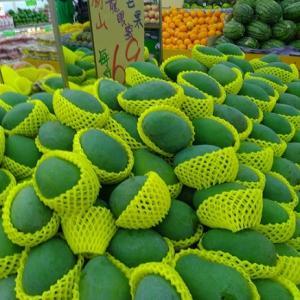 緑のマンゴー!