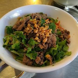 台湾で食べるベトナム料理