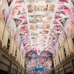 【大塚国際美術館】米津玄師が紅白で歌った美術館に行ってきた。3300円の価値はあるのか?
