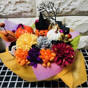 全てダイソーの100均でハロウィンの飾りを作って見た。/誰でも出来る作り方