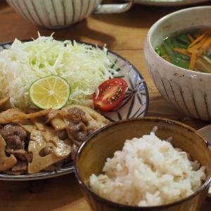 食材宅配サービス*ヨシケイで作るおうちごはん