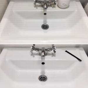 掃除が劇的にラクになる!洗面台&トイレコーティング。