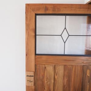 寝室のドアができてからの変化