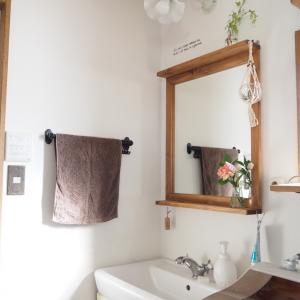 【DIY】IKEAで洗面所リフォーム