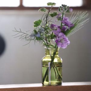 お花のある暮らし*お花の定期便
