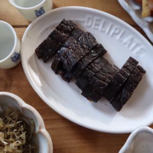予約しないと食べられないお蕎麦と私の奈良漬け・明石*茨木酒造